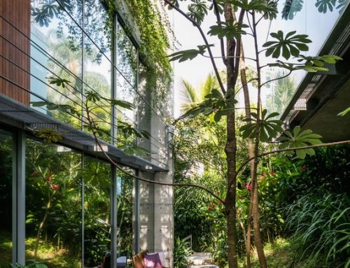 Projeto arquitetonico de casa moderna