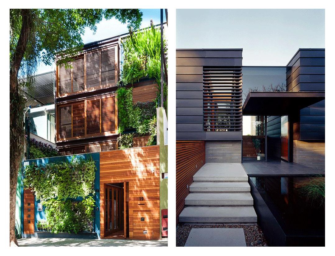 Projeto arquitetonico de casa moderna casa de campo for Casa moderna wittenheim