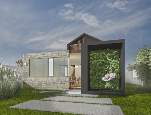 Casa Container 140 m²