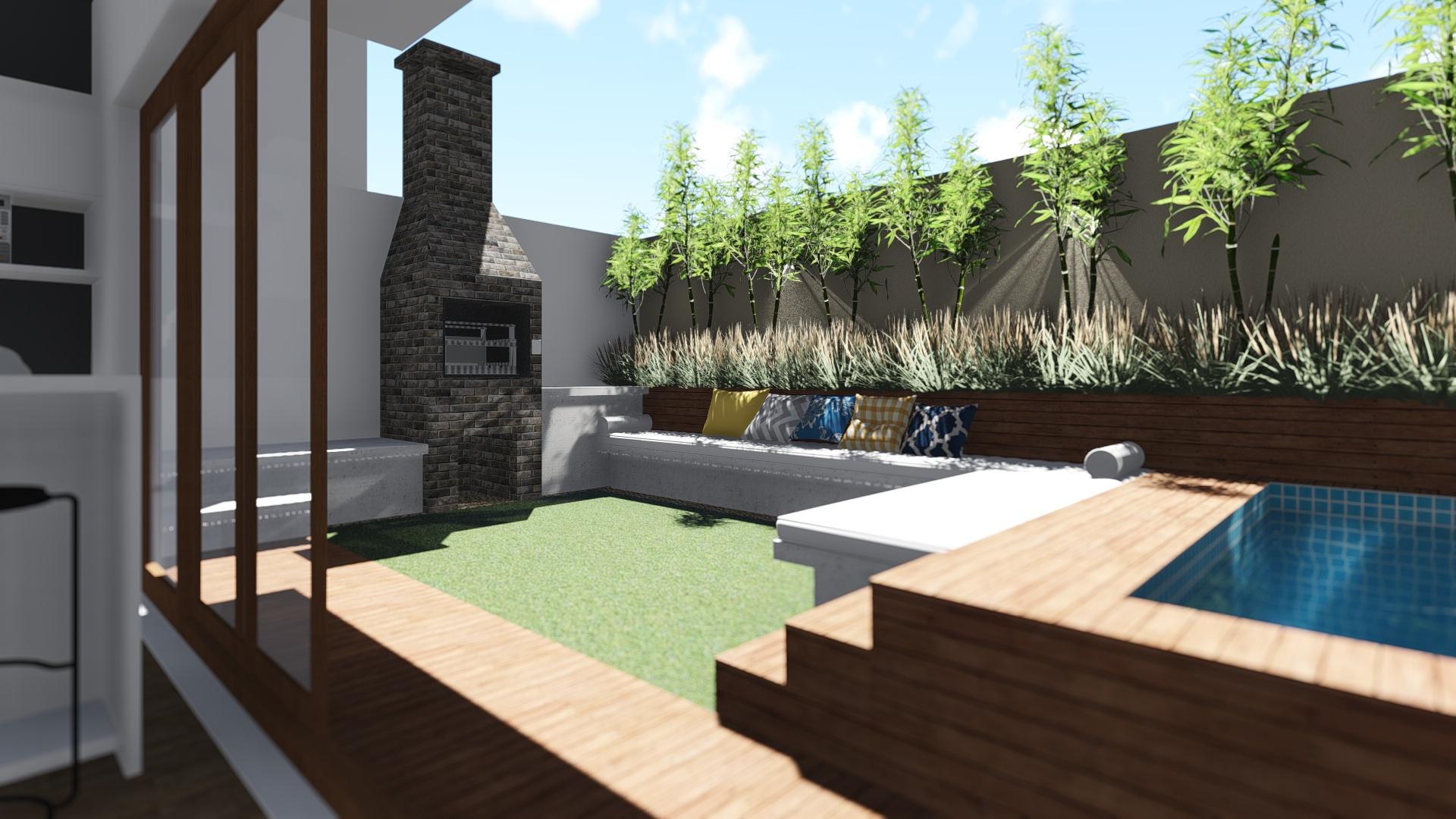 casa campo grande arquiteto rio de janeiro projeto arquitetonico