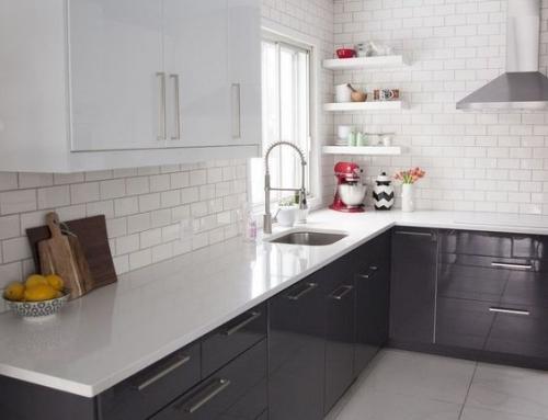 Cozinha Tijolinho Metro