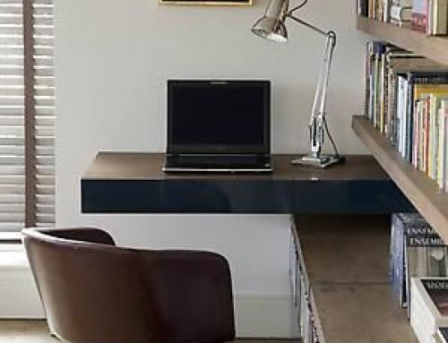 Escrivaninha Pequena Moderna
