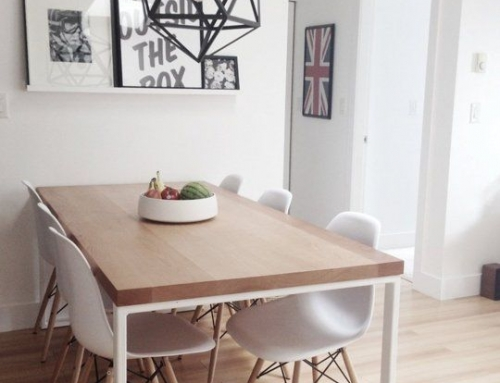 Sala de Jantar em Apartamento
