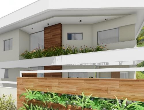 Projeto de Casa em Jardim Sulacap