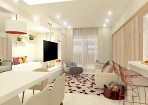 Projeto de Apartamento Cidade Jardim
