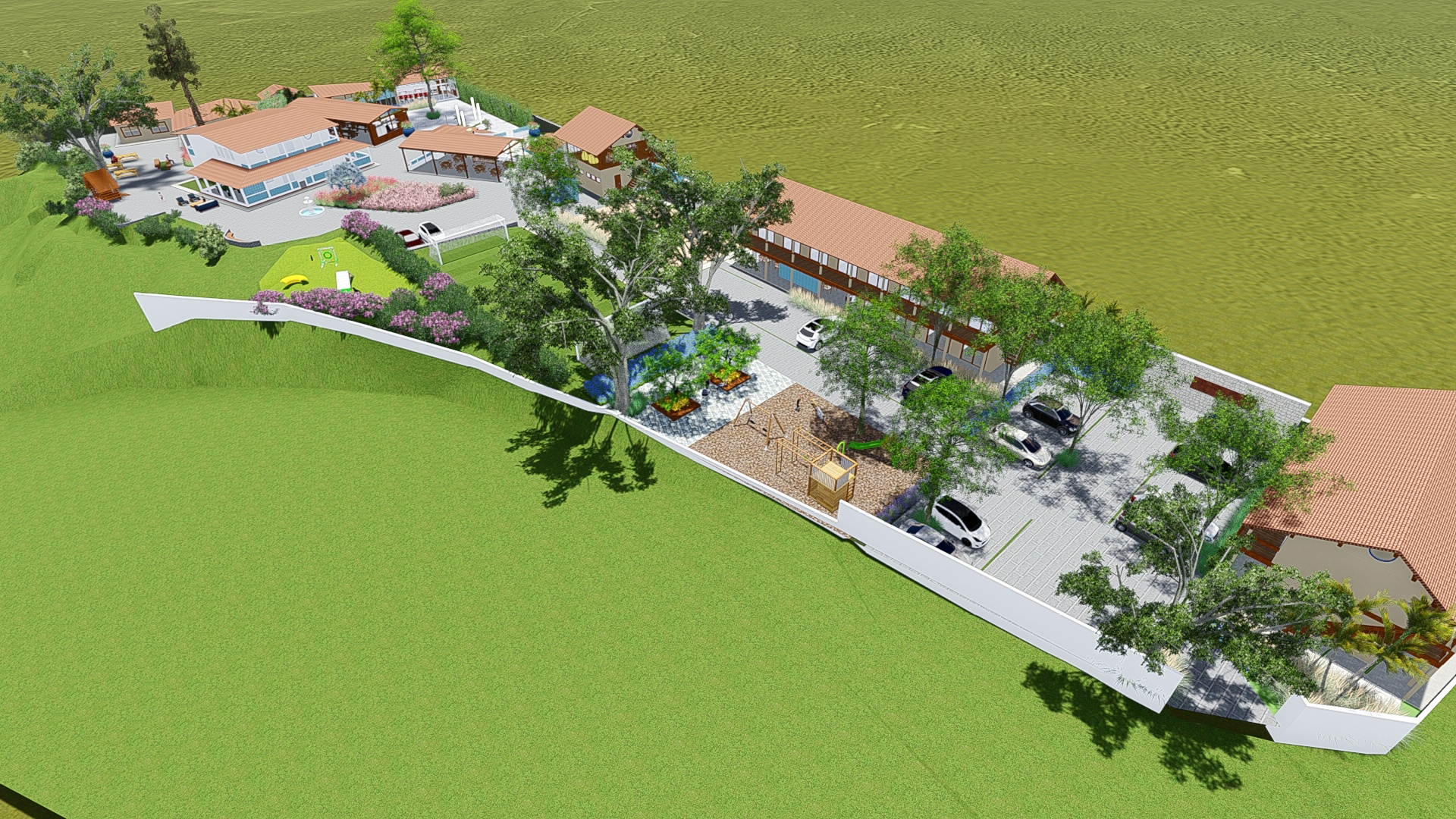 Projeto de Sítio em Guapimirim