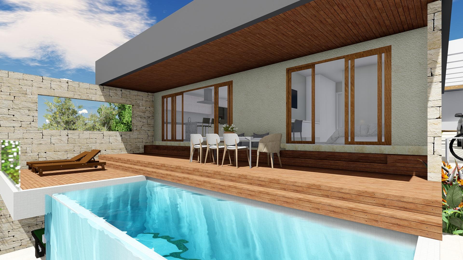 Projeto de Casa em Miguel Pereira