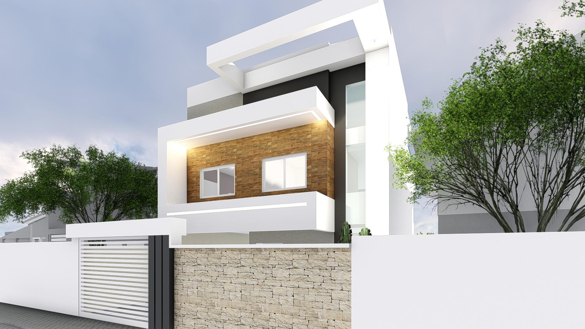 Projeto de Casa em Campo Grande