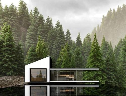Integração Entre Arquitetura e Natureza